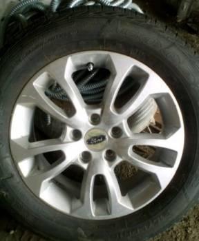 Зимние колеса на опель астра gtc, колесо Форд