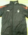 Фирменная куртка capital-one, футболка с принтом на спине huf, Мраково