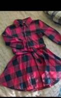 Платье рубаха обмен, одежда на заказ only she, Лузино