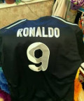 Футболка Real Madrid - Ronaldo, мужская одежда распродажа, Правдинский