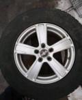 Колёса на литых дисках, форд фокус 3 купить бу колеса