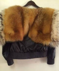 Кожаная куртка, одежда фирмы резервед, Калуга