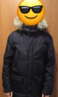 Куртка зимняя(пуховик), футболка для фитнеса адидас, Гороховец