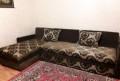Угловой диван еврокнижка с отсеком для белья, в отл, Дургели