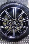 Колеса на Тойоту Камри, Корола, RAV4, C-HR, стандартные колеса уаз патриот, Чаадаевка