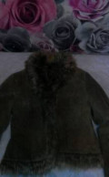 Черное платье с открытой спиной лав репаблик, продам дубленку, Бийск
