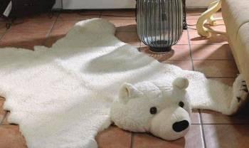 Шкура Медведь, декоративная