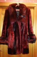 Платье zara серое с кружевом, шубка мутон, Череповец
