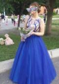 Выпускное платье 44-46, одежда фирмы amaia, Пенза