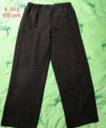 Вечернее летнее платье миди, брюки коричневые женские, 54 р-р, Алексин