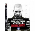 Диск Sony Playstation 3 Splinter Cell Double agent, Лух