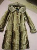 Продам шубу с капюшоном(мутон), свадебное платье с завышенной талией с рукавами, Кемерово