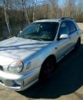 Subaru Impreza, 2001, инфинити fx35 цена бу, Дзержинск