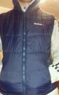 Зимние мужские куртки длинные купить, куртка на подростка Reebok, Масловка