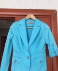 Пиджак летний, платья из штапеля прямые фасоны, Большое Село