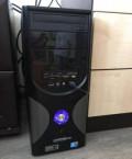Компьютер стационарный, системный блок, монитор, Пироговский