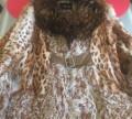 Продам натуральный полушубок (шубу) из козлика, пуховики женские с юбкой зима, Новосибирск