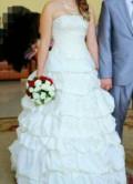 Продам свадебное платье. Размер 42-46, сити парк град магазин зенден, Нерехта