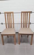 2 стула кожа, Самара