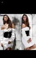 Модный бархатный пояс-корсет новый, Величаевское