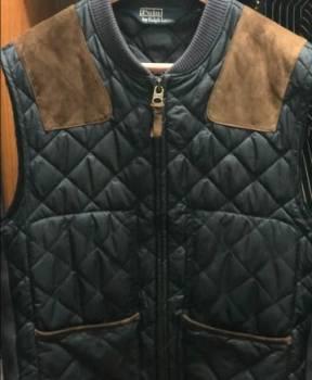 Интернет магазин стильной молодежной одежды недорого, жилет Polo by Ralph Lauren оригинал