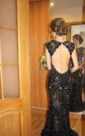 Выпускное платье Jovani, платье с завышенной талией удлиняют ноги, Старая Каменка
