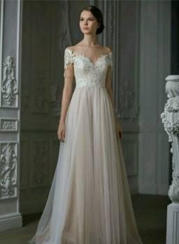 Платья в пол карен миллен, дизайнерском Свадебное платье