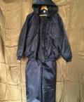 Комбинезон/куртка с капюшоном +брюки/новые, костюм мужской no251, Мурманск