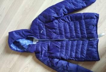 Новая куртка/пуховик puma, модели одежды для полных женщин маленького роста