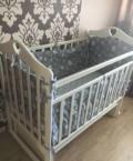 Кроватка детская маятник, Омск