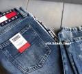 Финская зимняя верхняя одежда для женщин, джинсы Tommy Hilfiger, Устье