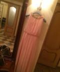 Платье, голубое платье на выпускной 9 класс, Батаюрт