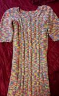 Вайлдберриз платья офисные, платье вязаное 46-48 размер, Йошкар-Ола