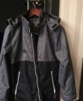 Куртка непромокаемая, демисезонная, рост 170 см, пиджак мужской черный, Сургут