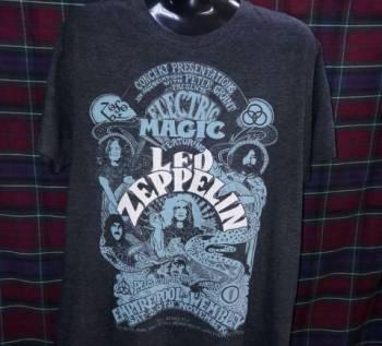 Футболка Led Zeppelin L Stuffland, брюки мужские утепленные зимние на синтепоне купить