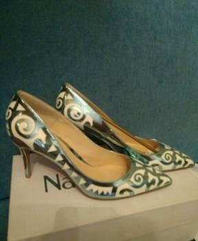 Туфли Nando Muzi, брендовые женские сапоги