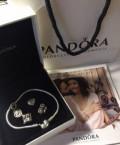 Украшение шарм Pandora, Щекино