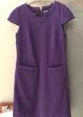 Купить одежду в стиле милитари в интернет магазине из германии, платье Benetton шерстяное, Михайловск