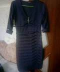 Платье 46р, платье туника макси, Чистые Боры