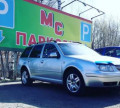 Volkswagen Bora, 2002, ваз калина 2017 цена, Москва