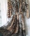 Платье шифон, красивая и удобная домашняя одежда для полных женщин, Кемерово