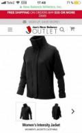 Демисезонная куртка New Balance оригинал, размер L, одежда для мужчин с широкими плечами и узкой талией, Кимовск