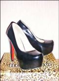 Туфли Christian Louboutin, купить красивую женскую обувь большого размера, Пижма