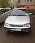 Volkswagen Golf, 2001, купить ваз калину универсал с пробегом, Владимир