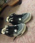 Кроссовки Nike Air Jordan, туфли на низком толстом каблуке, Белгород