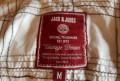 Jack and Jones Новая мужская сорочка размер М, одежда леди баг купить в интернет магазине, Аютинский