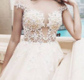 Пуховик пальто женский зимний лапландия, свадебное платье, Белгород