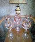Два набора фужеров, один набор стаканов, Благовещенск