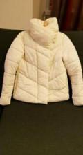Куртка тёплая, короткая (60 см ), р. XS, одежда больших размеров для женщин из америки, Каргополь