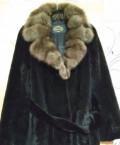 Шуба норковая, женская верхняя одежда розница, Мегион